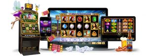 e slot machine